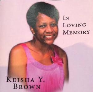 Keisha Brown Obituary