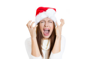Holiday stress, Stressed, overwhelmed, Christmas, holiday