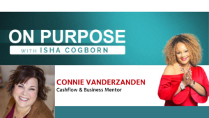 Connie Vanderzanden Small Business Mentor